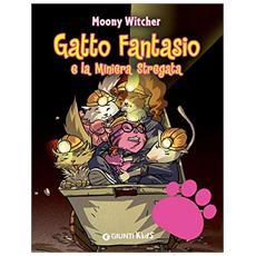 M. Witcher - Gatto Fantasio E La Miniera Stregata