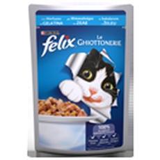 Gatto, Le Ghiottonerie Con Merluzzo Pouch 100gr