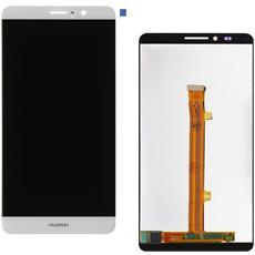 Ricambio Schermo Display Originale Huawei Lcd + Touch Screen Unit Digitizer Bianco Per Mate 9 + Kit Attrezzi Smontaggio
