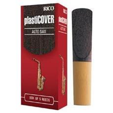 Ance Rico Plasticover Per Sax Alto Misura 4 Confezione 5 Ance Mib
