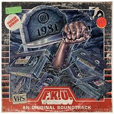 F. K. U. - 1981 (Transparent Red Splatter)