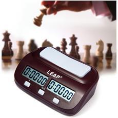 Salto Pq9907s Digitale Scacchi Orologio I-go Count Up Timer Per La Concorrenza Di Gioco