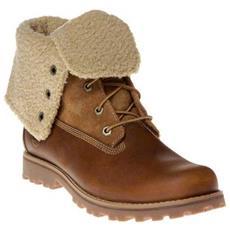 68e77acbf3ddd1 Stivali E Stivaletti Timberland Authentics 6 In Waterproof Faux Shearling  Boot Junior Scarpe Ragazzi Eu 38