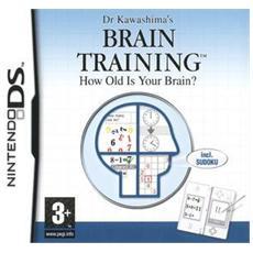 NDS - Brain Training del Dr Kawashima - Quanti Anni Ha il Tuo Cervello?