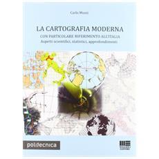 La cartografia moderna
