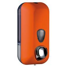 Dispenser Sapone Liquido Capacità 0,55 Lt. - Orange Soft Touch
