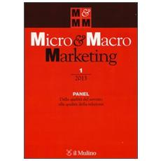 Micro & Macro Marketing (2013) . Vol. 1