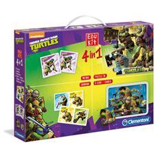 13468 - Edukit 4 in 1 Ninja Turtles