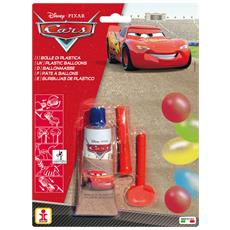 Bolle di plastica Baloo Ball blister Cars 165100