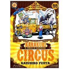 Karakuri Circus #08