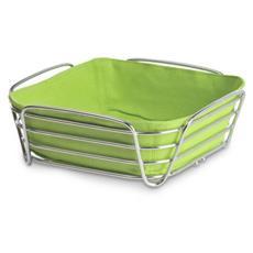 Portapane Delara L colore verde