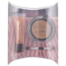 Jubilee Makeup Case Golden Spark 3 Pz