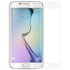 Pellicola In Vetro Temperato Per Samsung G928 S6 Edge Plus Antigraffio 0,33 Mm Protezione Completa