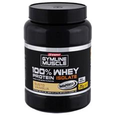 Enervit 100% Whey Protein Vaniglia Integratore Proteico