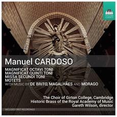 Manuel Cardoso - Magnificat Octavi Toni, Magnificat Quinti Toni, Missa Secundi Toni, Mottetti