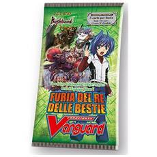 Vanguard Furia Del Re Delle Bestie Busta Carte - Da Gioco / collezione