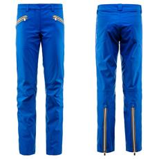 Pantaloni Donna 4 Pocket NINA MICRO TWILL Grenoble Size 6 Col. Royal