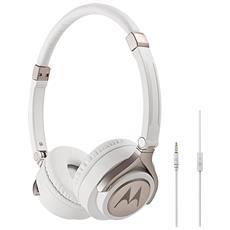 Pulse 2 Padiglione auricolare Stereofonico Cablato Bianco auricolare per telefono cellulare