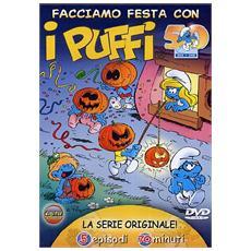 Dvd Puffi (i) - Facciamo Festa Con I Puf