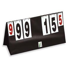 Segnapunti da Tavolo a schede da 0 a 999.