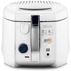 Friggitrice RotoFry F28533 Capacità 1.2 Litri 1800 Watt Colore Bianco