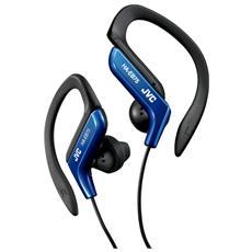 Auricolari Sportivi a Clip Regolabile HA-EB75-A-E Colore Blu