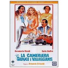 Dvd Cameriera Seduce I Villeggianti (la)