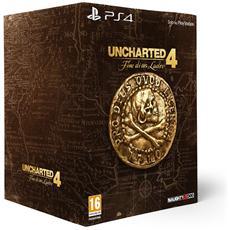 SONY - PS4 - Uncharted 4: Fine di un Ladro Collector's...