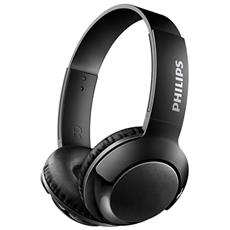 Cuffie SHB3075BK bluetooth On-Ear colore Nero