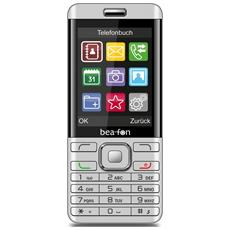 "C350 Dual Sim Display 2.8"" +Slot MicroSD Fotocamera 2Mpx Colore Argento - Europa"