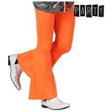 Pantalone Per Adulti Th3 Party Disco Arancio M / l