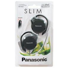 Auricolare Panasonic RP-HS46E-K Cavo Stereo - Over-the-ear - Semi-Aperto - 14 Hz - 24 kHz - 1,20 m Cavo