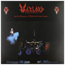 Warlord - Rising Out Of The Ashes (3 Lp+Cd)