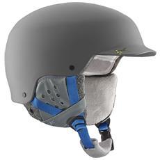 Casco Snowboard Uomo Blitz S Grigio