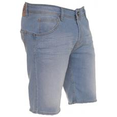 Bermuda Uomo Jeans Tabulous 36 Blu