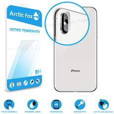 Pellicola Protettiva In Vetro Temperato Screen Protector Glass Trasparente Proteggi Display Hd Durezza 9h Anti Graffio Per Apple Iphone X