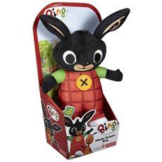 Thomas & Friends DVP90, Coniglio giocattolo, Bing (TV series) , Multicolore, Felpato, Scatola aperta