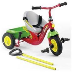 Triciclo Swingvario ruote gonf. Vaschetta Tim. / Freno R. L. B. S. 091581