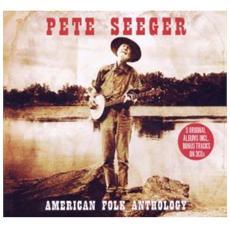 Pete Seeger - American Folk Anthology (3 Cd)