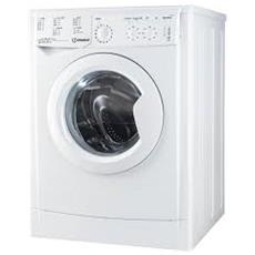 INDESIT - Lavatrice a Carica Frontale IWC71253ECOEUM 7 kg...