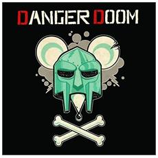 Dangerdoom - The Mouse And The Mask: Official Metalface Version (3 Lp)