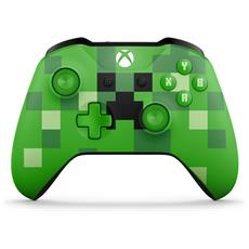 MICROSOFT - Xbox One Wireless Controller - Minecraft Creeper