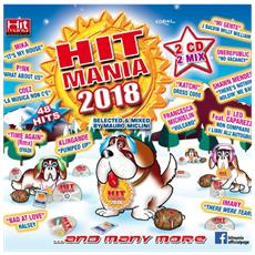 Hit Mania 2018 (2 Cd)