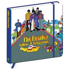 Beatles (the) : Yellow Submarine (quaderno)