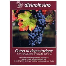 Dvd Divinoinvino (cof. 4 Dvd)