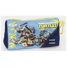 Astuccio Bustina Turtles! con 1 cerniera