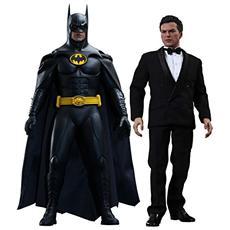Batman 12 Batman And Bruce Wayne 1989 A Action Figure