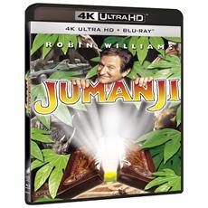 Jumanji (Blu-Ray 4K Ultra Hd+Blu-Ray)