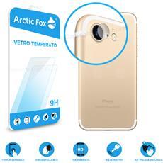 Pellicola Protettiva In Vetro Temperato Screen Protector Glass Trasparente Proteggi Display Hd Durezza 9h Anti Graffio Per Apple Iphone 7 - Iphone 8