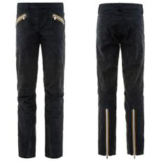 Pantaloni Donna 4 Pocket NINA CORDUROY Grenoble Size 6 Col. Black